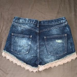 Free People shorts 26